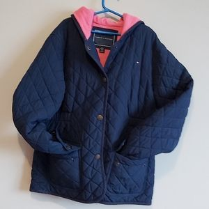 Tommy Hilfiger Girls Coat XL